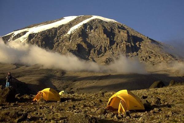 Machame route - Kilimanjaro climbing