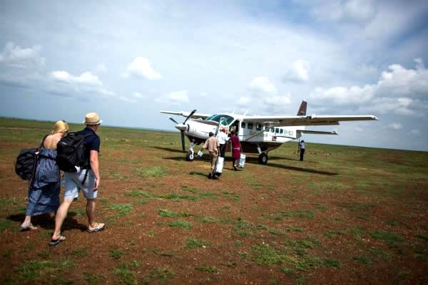 2 Days Masai Mara air safari from kenya beach resorts