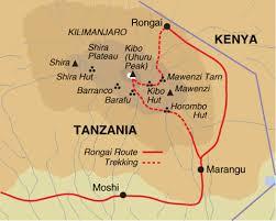 Kilimanjaro National Park - Climbers best point