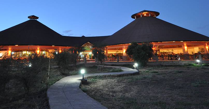 Kilima Safari Camp in Amboseli